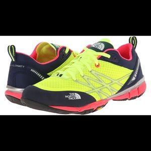 North Face Ultra Kilowatt Running Shoes